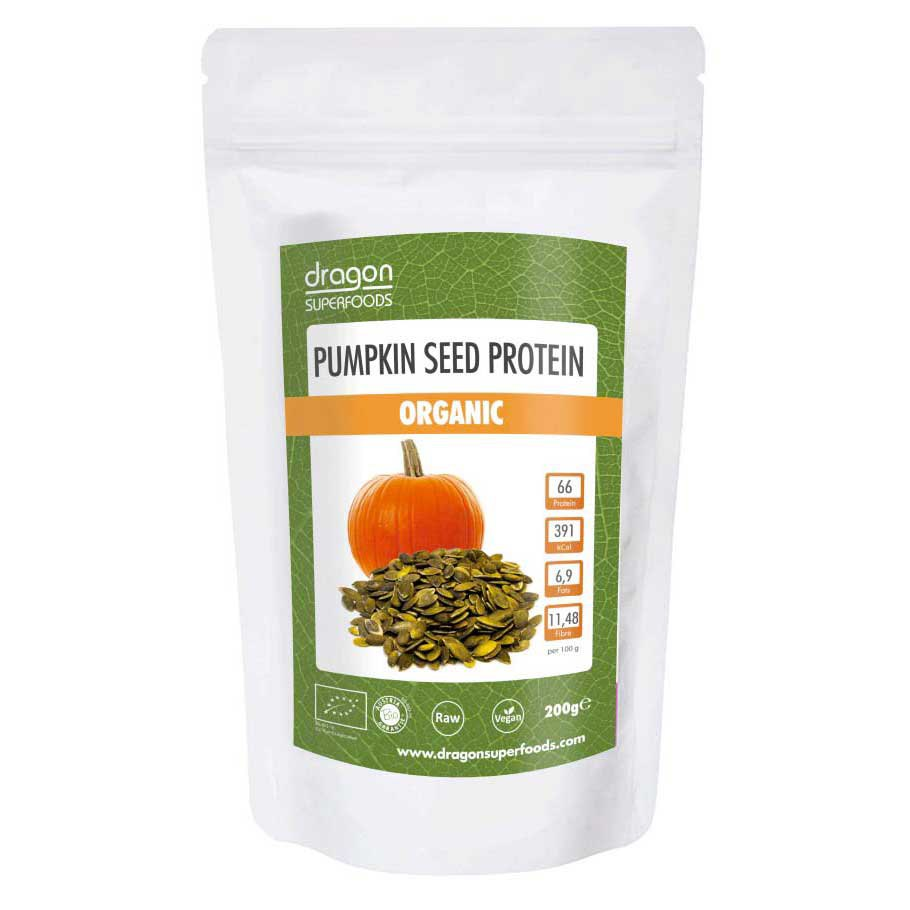 Prote?nas Dragon-superfoods Organic Calabaza Seed Protein 200gr