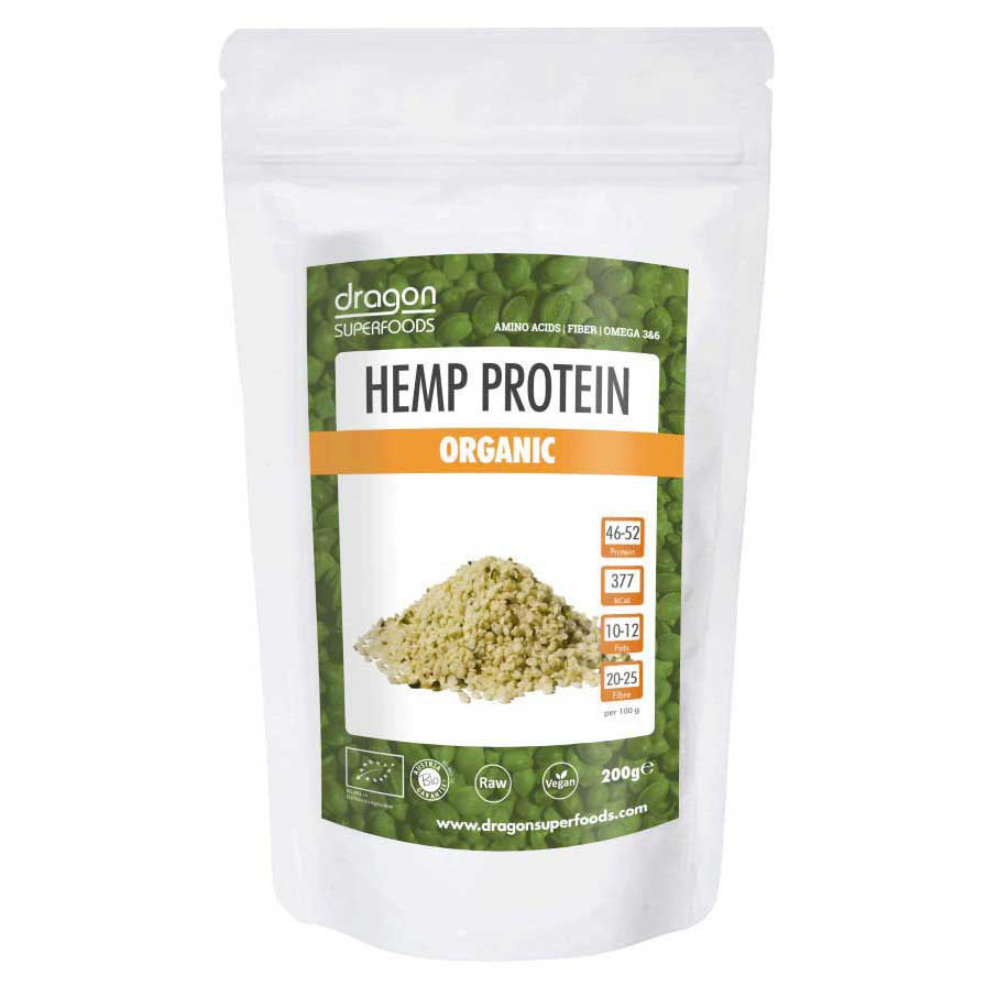 Prote?nas Dragon-superfoods Organic C??amo Protein 200gr
