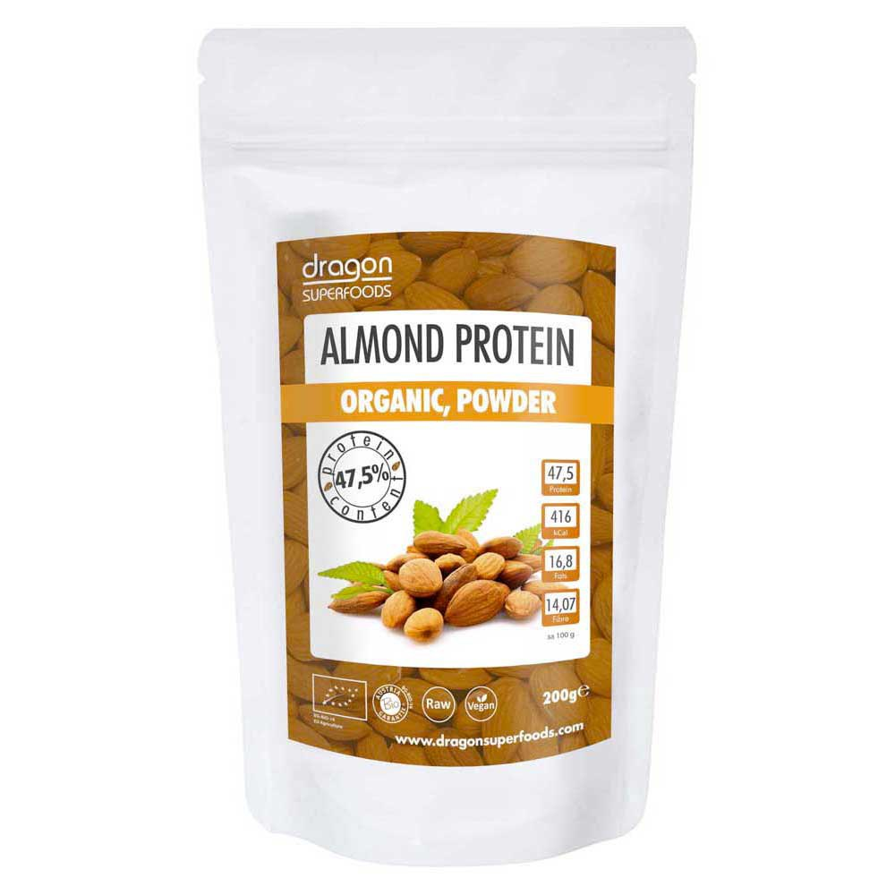 Prote?nas Dragon-superfoods Organic Alhombredras Protein 200gr