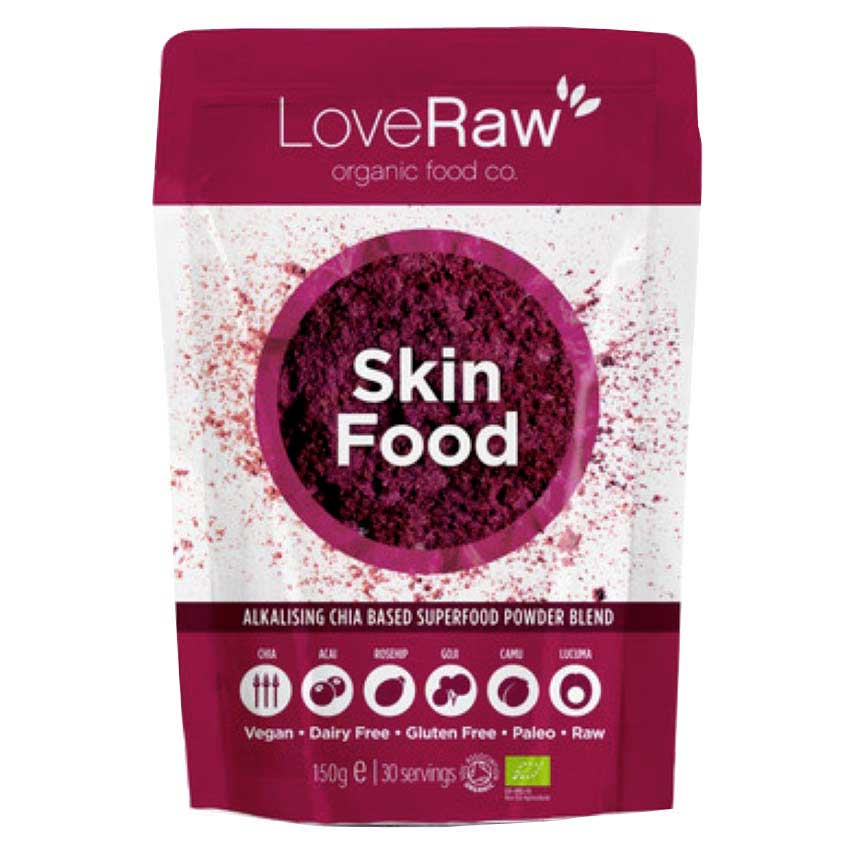 Vitaminas y minerales Loveraw Superfoods Skin Food 150gr
