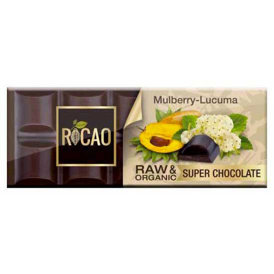 Rocao Chocolate Mulberry And Lucuma 38 g
