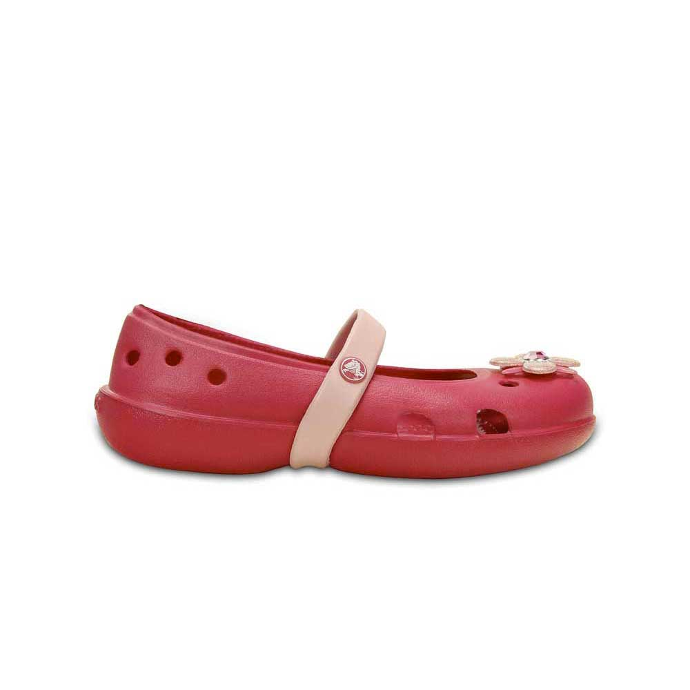 Crocs Keeley Springtime Flat Ps