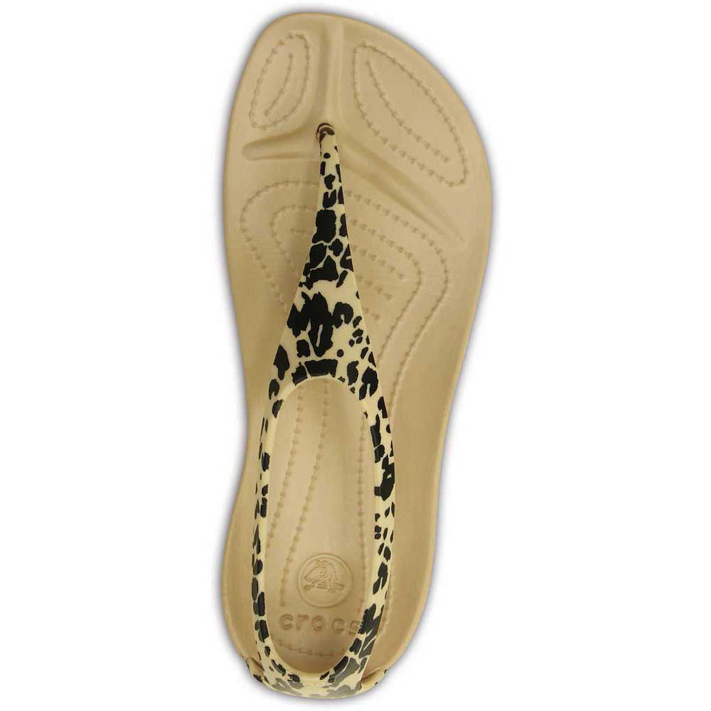 2a58bccbb163 Crocs Sexi Leopard Print Flip buy and offers on Swiminn
