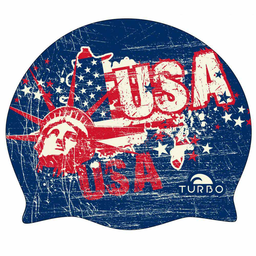 Turbo Usa Map Vintage Silicone
