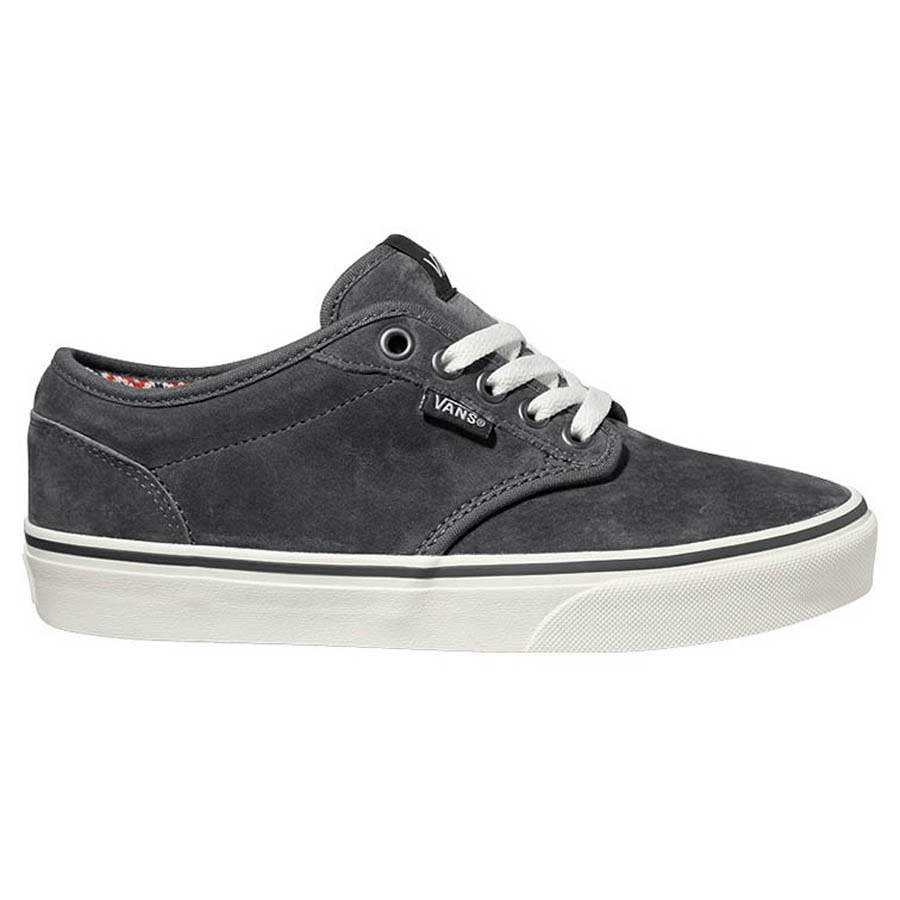 9017086d97e5 Vans - Atwood Deluxe Twill Black Black - Shoes - Impericon.com .
