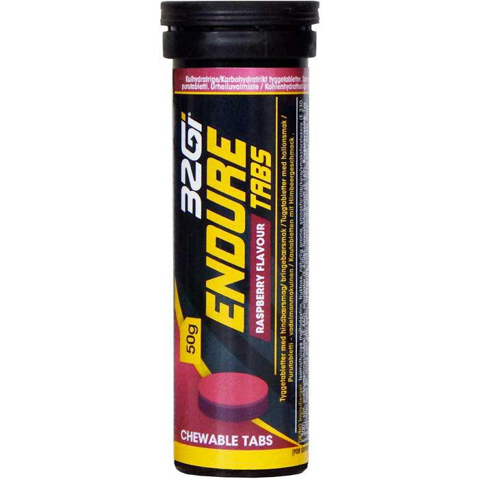 32gi Raspberry Endure Tabs 50gr