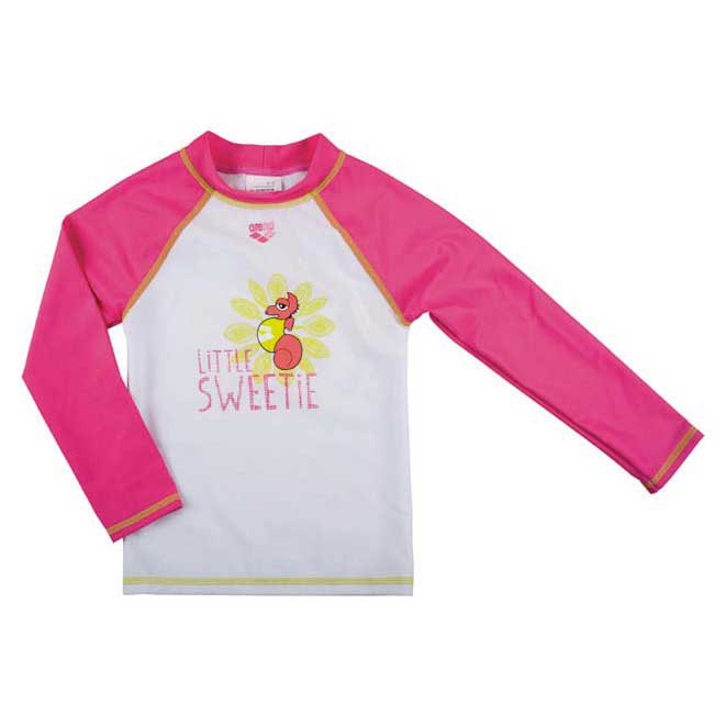 Arena Water Tribe L/S Shirt Girl