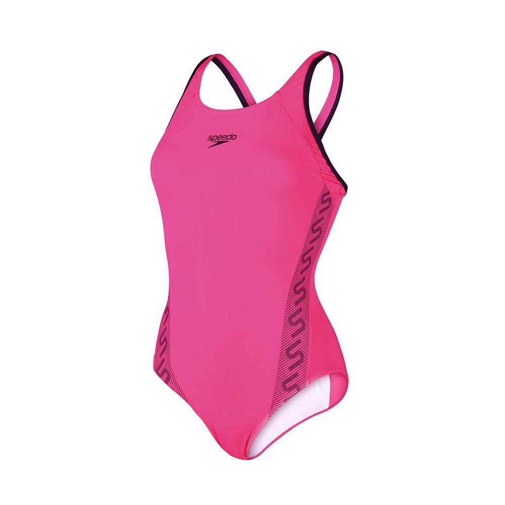 Speedo Monogram Muscleback