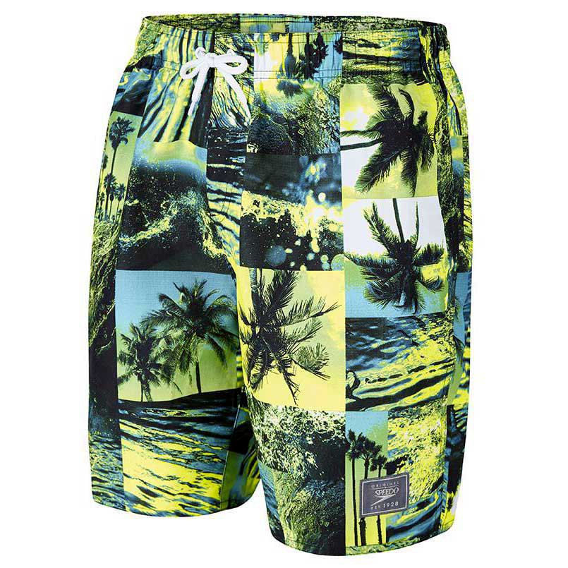 Speedo Speedo Tropics Printed Leisure 18