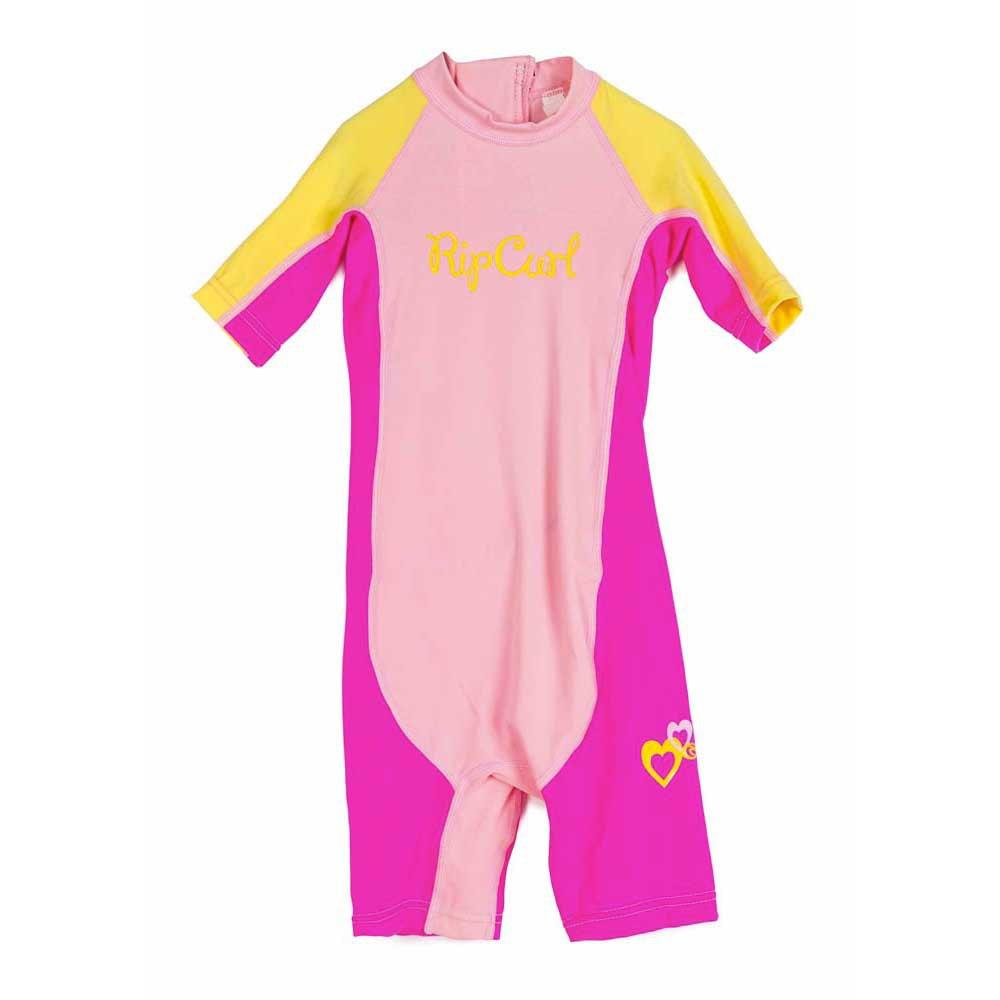 Rip curl Mini Girls SS Uv Spring buy and offers on Swiminn 3ce1ebbd7da