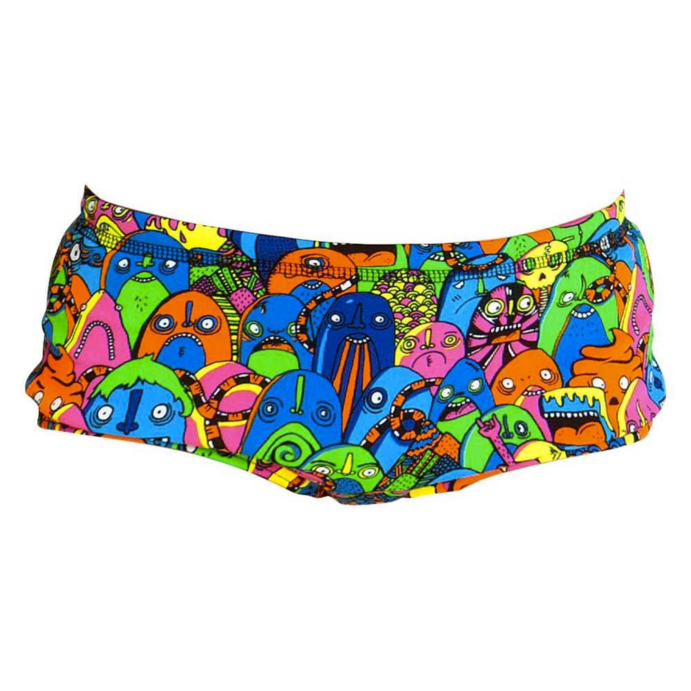 Funky trunks Weeney Beans Printed Trunk
