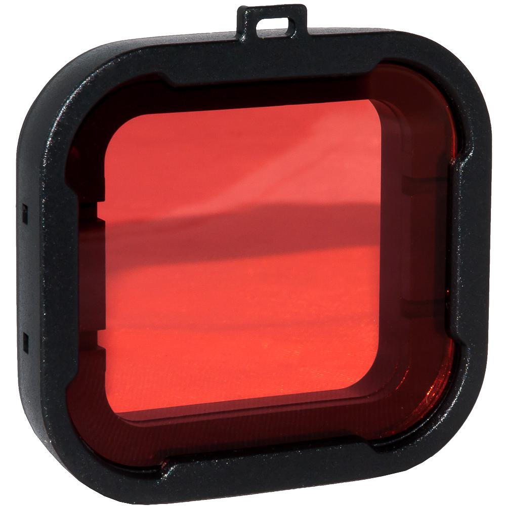 Action outdoor Red Filter Deluxe Black Frame