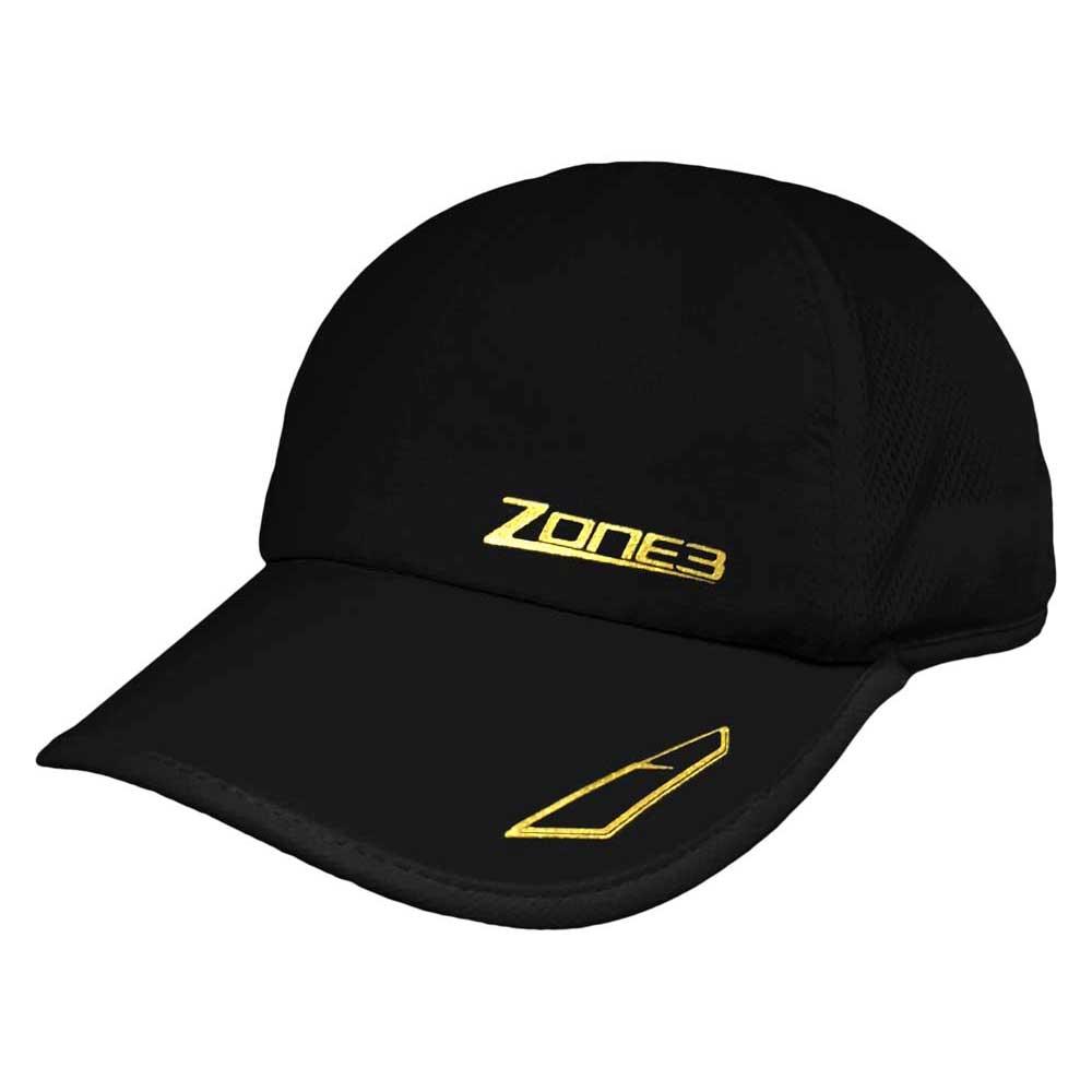 dff91fa3fc3d4f Zone3 Lightweight Baseball Cap Black buy and offers on Swiminn