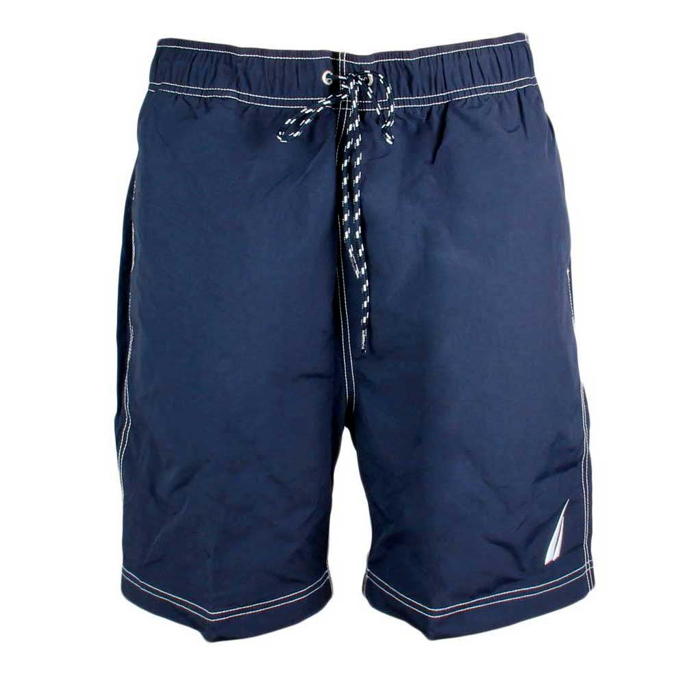 Nautica Swimwear Full Elastic Solid