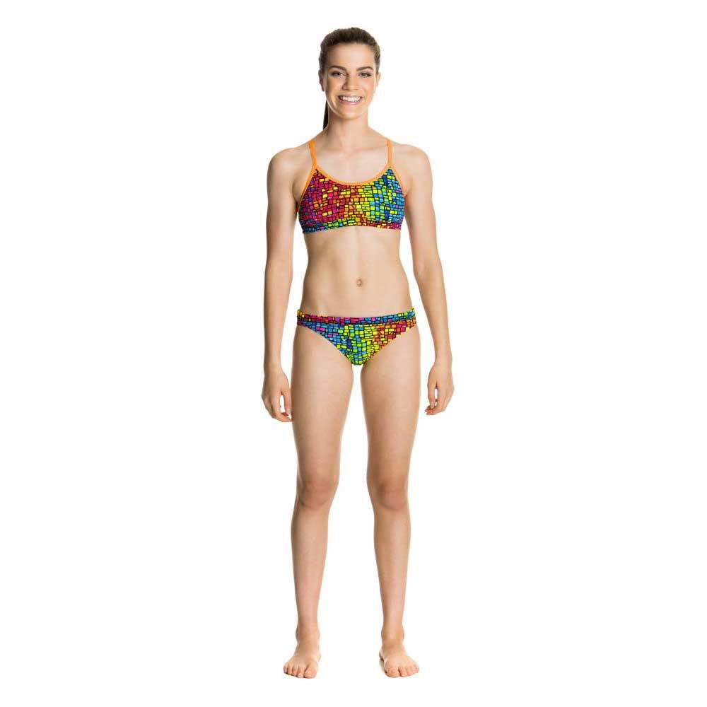 Funkita Racerback Two Piece Mosaic Magic