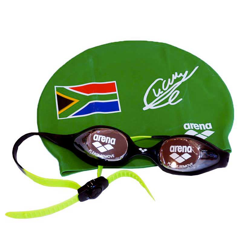 Arena Signature Pool Set Chad Le Clos Junior