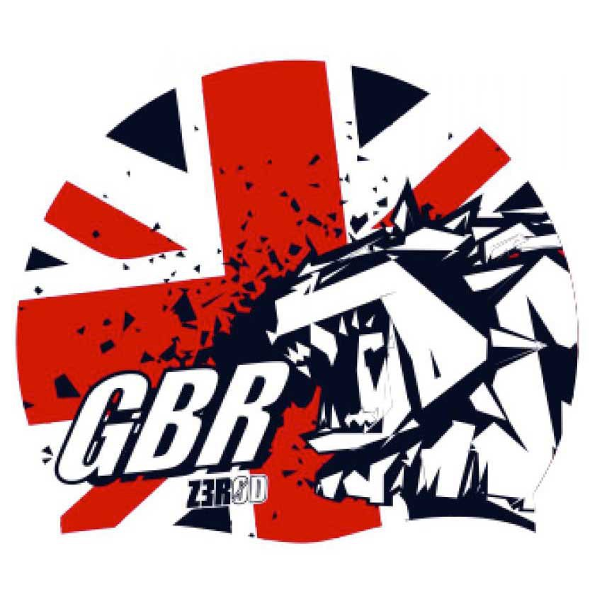Zerod National Pride GB