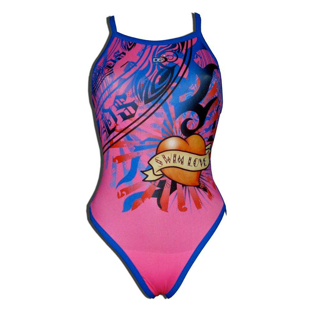 Disseny sport Swim Love Thin Strap