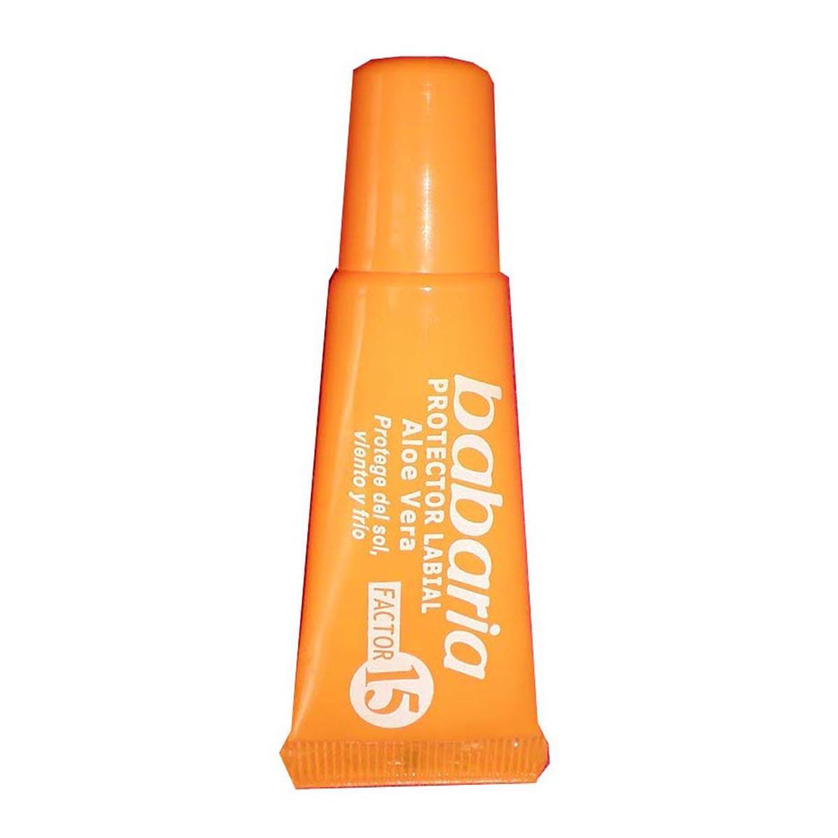 Cosm?tica facial Babaria-fragrances Aloe Vera Lip Protector 5.7ml