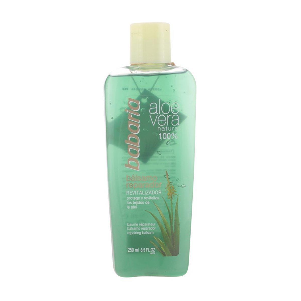 Babaria Aloe Vera Natural Repairer Revitalizer Balm 250 Ml