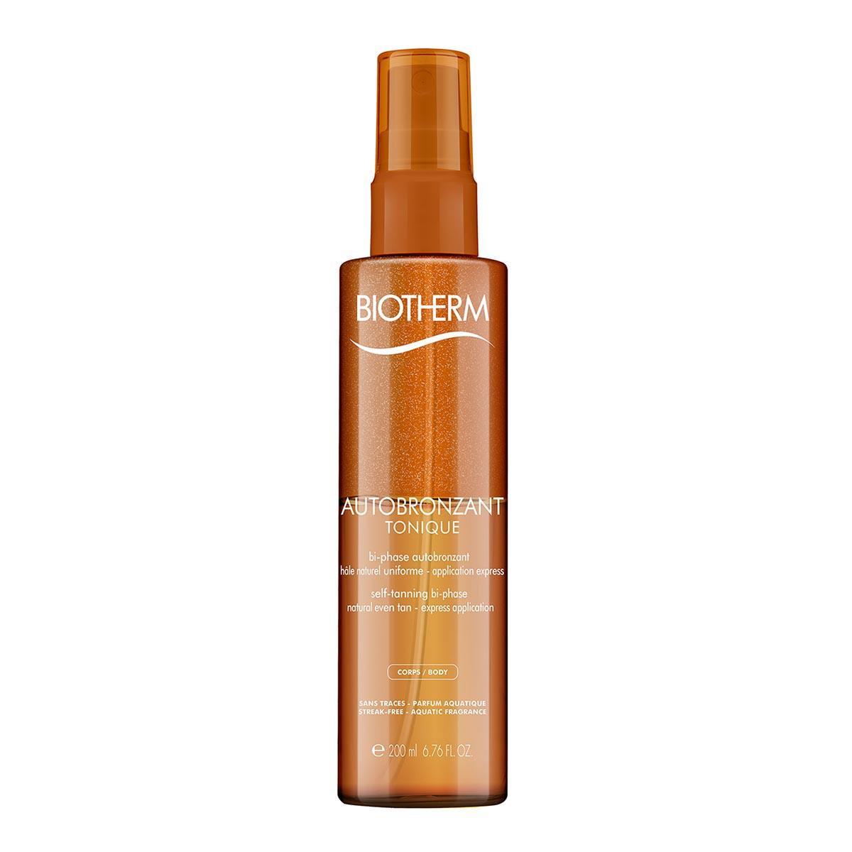 Cuidado de la piel Biotherm Autobronzant Tonique Biphase 200 Ml