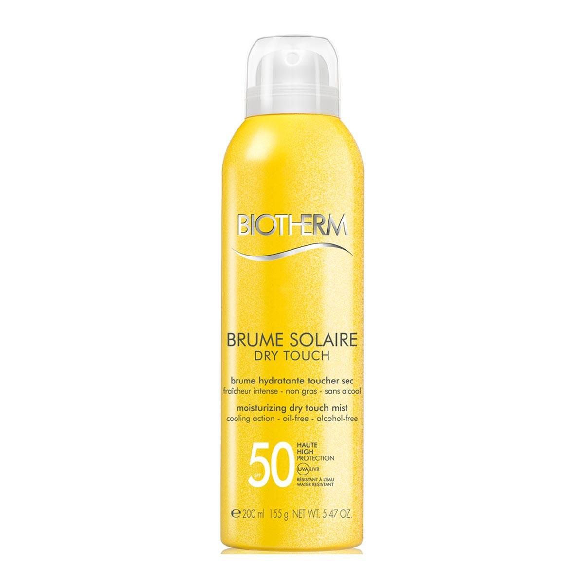Biotherm-fragrances Brume Solaire Dry Touch Oil Free Spf50 200ml