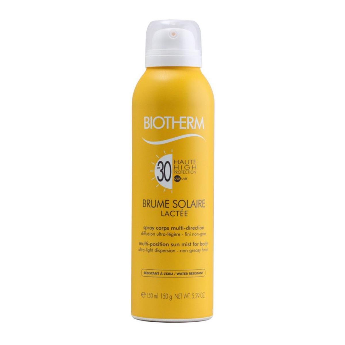 Biotherm-fragrances Brume Solaire Lactee Spf30 Sun Mist 150ml