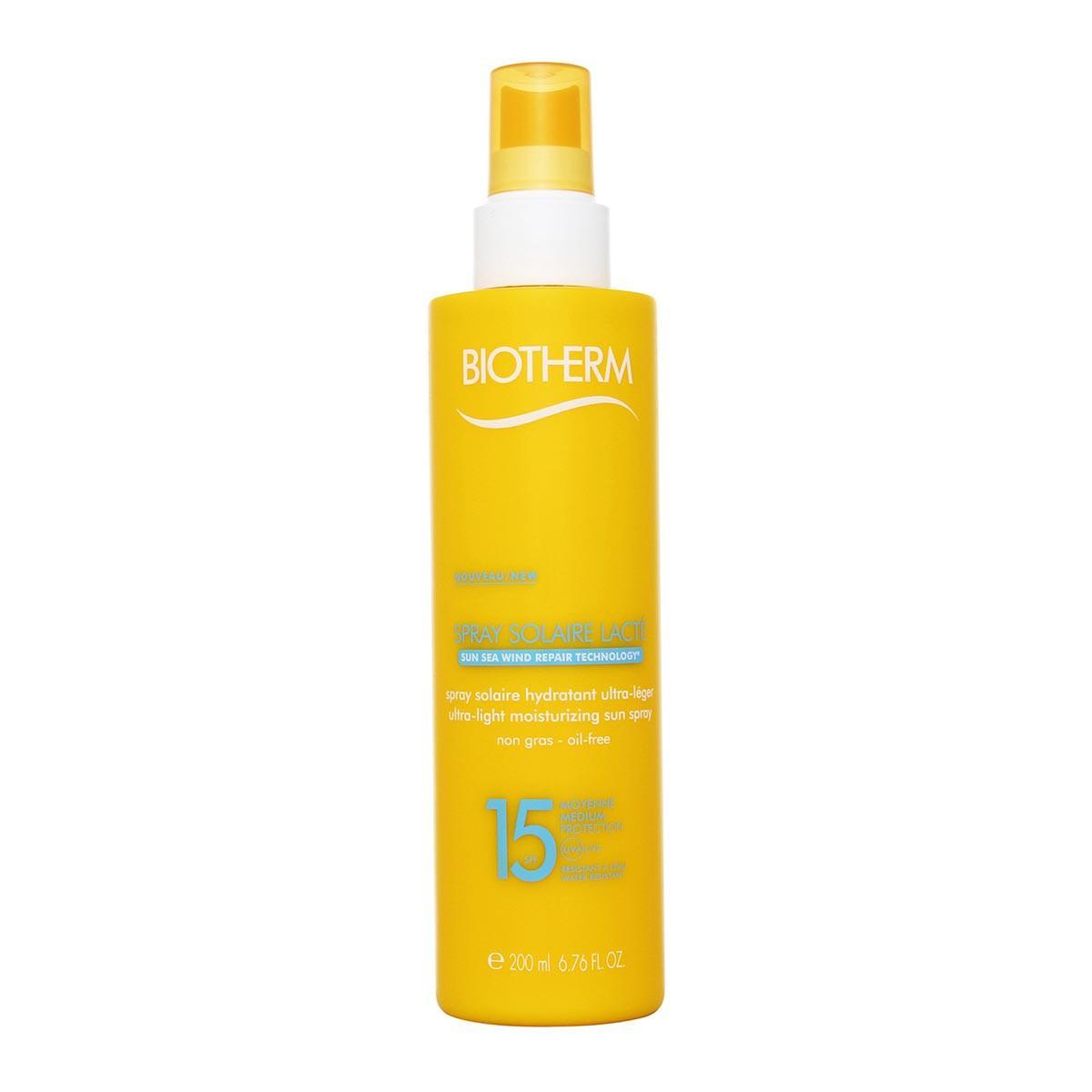 Biotherm-fragrances Spray Solaire Lacte Spf15 200ml