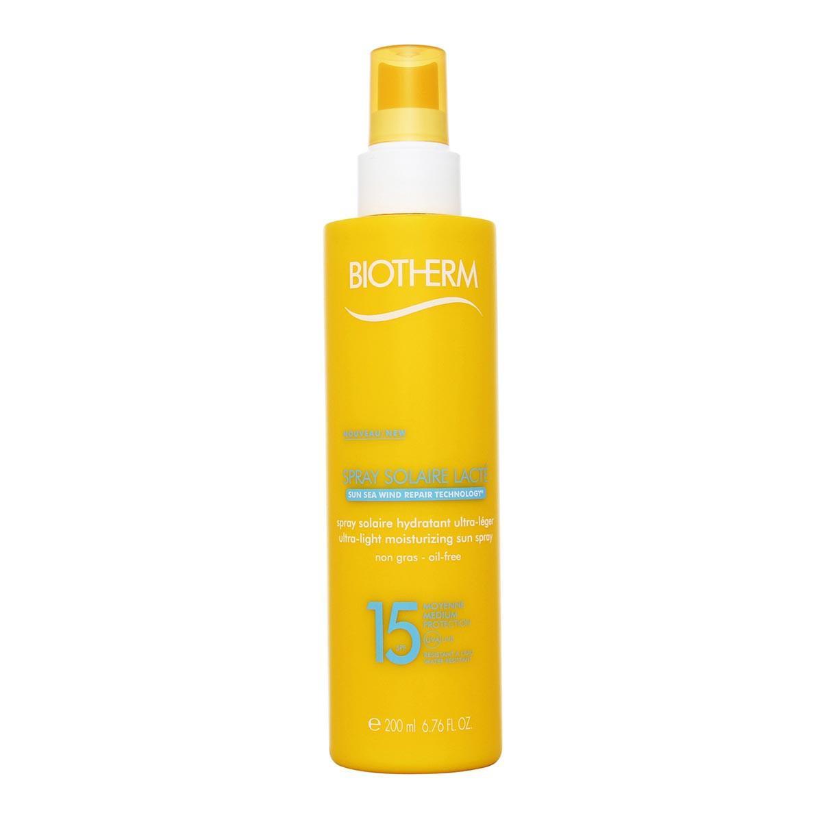 Biotherm-fragrances Spray Solaire Lacte Spf50 200ml