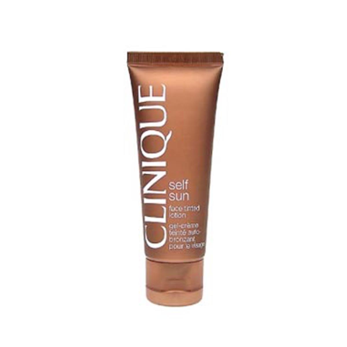Cuidado de la piel Clinique Self Sun Face Tinted Lotion 50 Ml