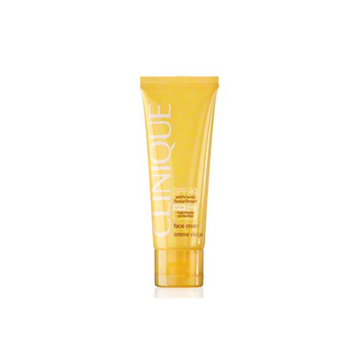 Cuidado de la piel Clinique Solar Face Cream Spf40 50 Ml