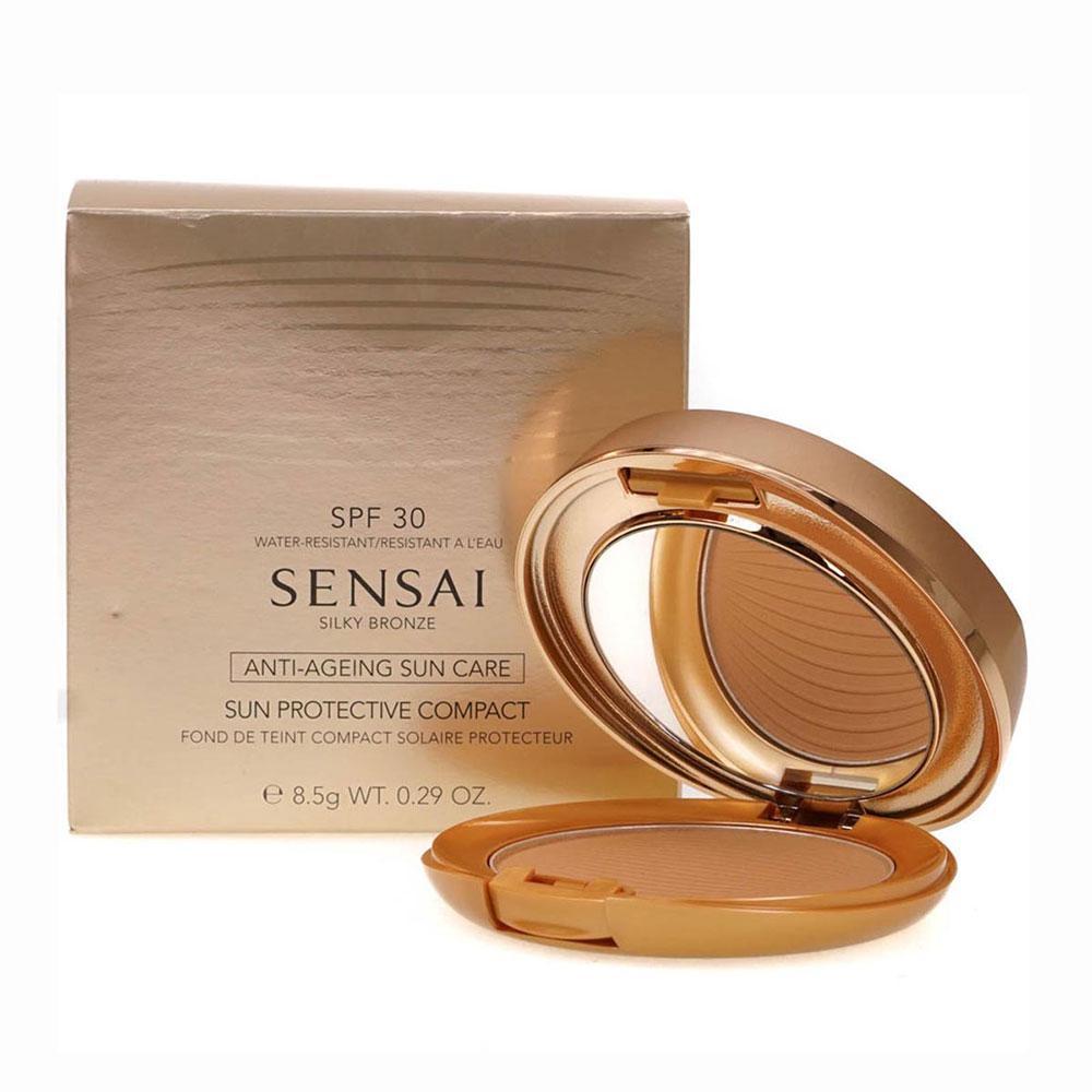 Kanebo-fragrances Sensai Bronzing Foundation Sun Protective Sc04 8.5gr