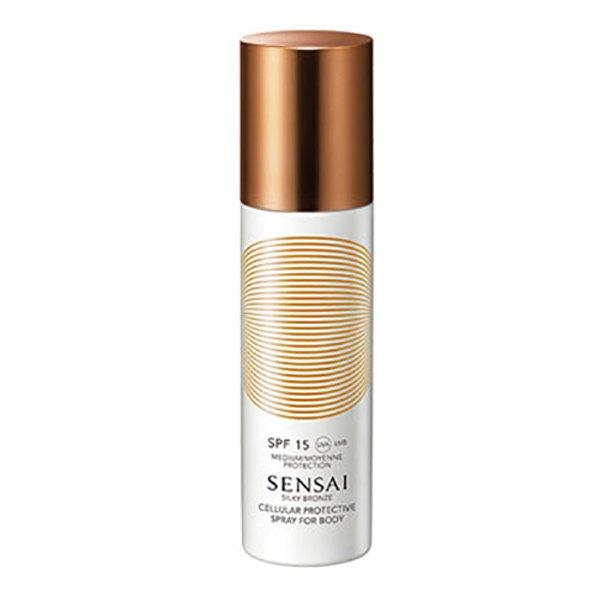 Kanebo-fragrances Sensai Silky Bronze Crema Cuerpo Spf15 150ml