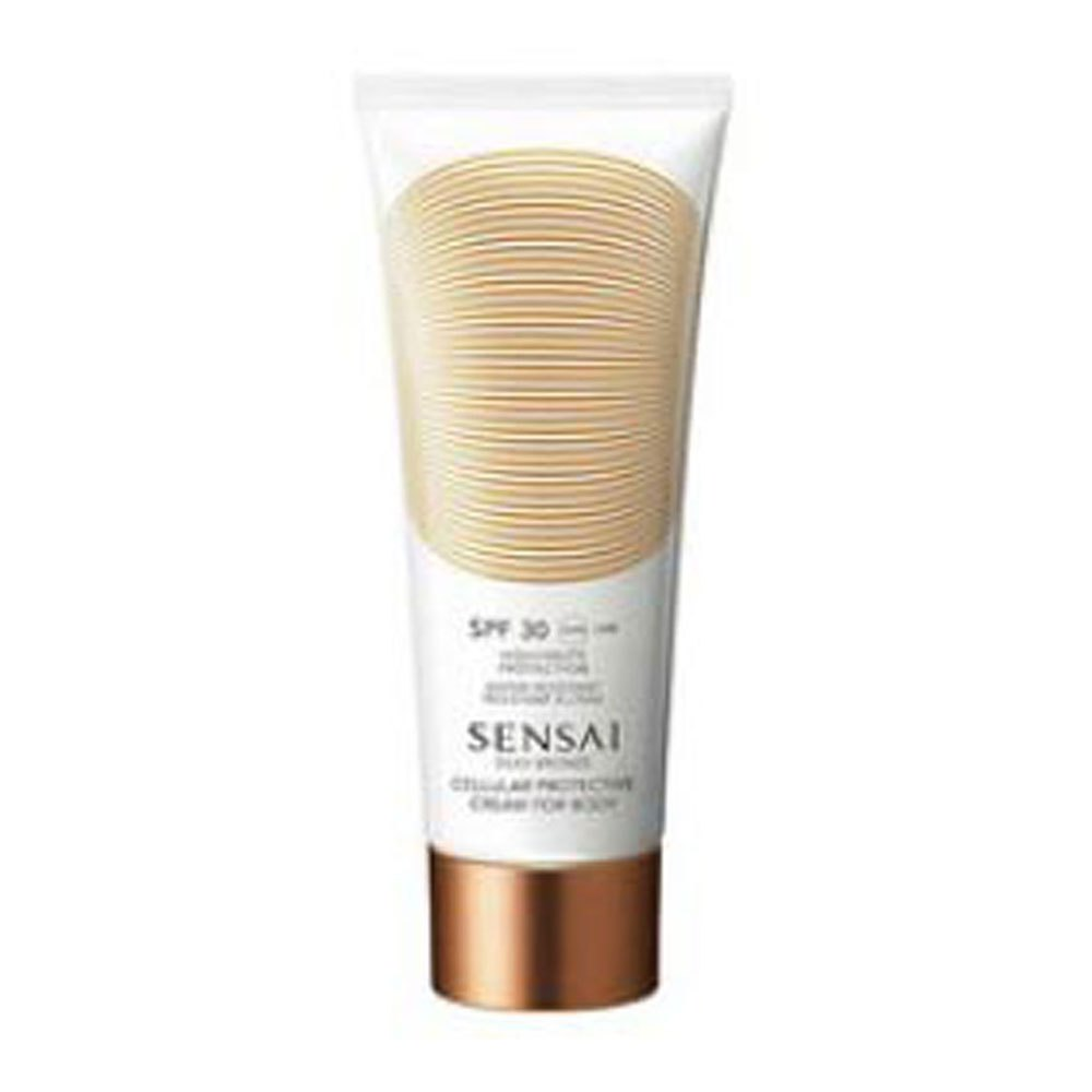 Kanebo-fragrances Sensai Silky Bronze Crema Cuerpo Spf30 150ml
