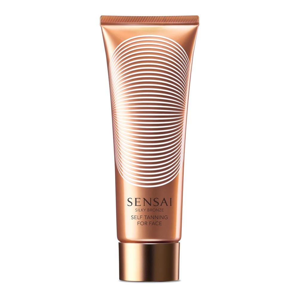 Kanebo-fragrances Sensai Silky Bronze Self Tanning Rostro 50ml