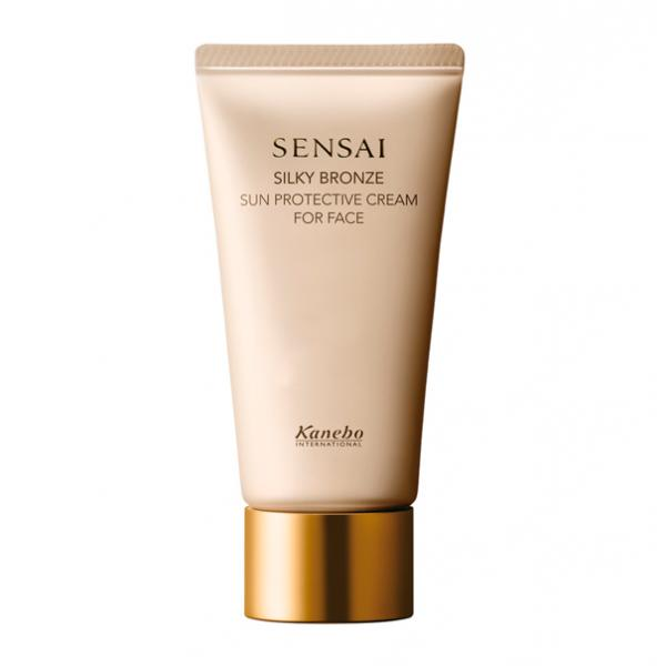Kanebo-fragrances Sensai Silky Bronze Sun Cream Spf10 50ml