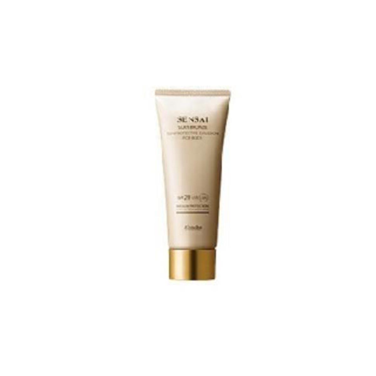 Kanebo-fragrances Sensai Silky Bronze Sun Emulsion Spf20 150ml