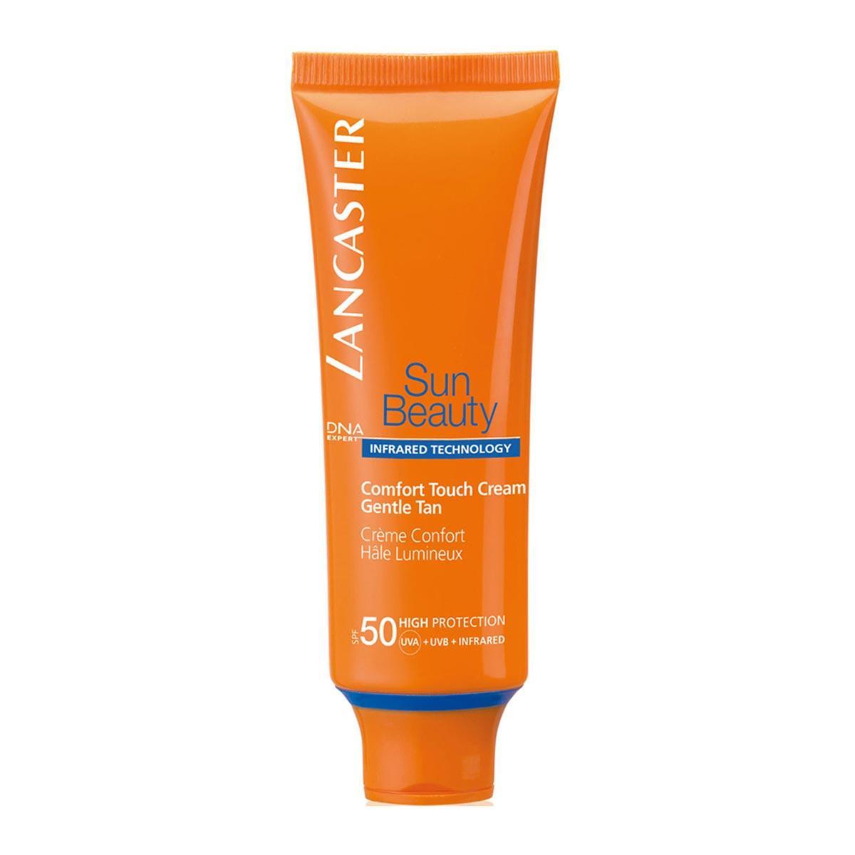 Cosm?tica facial Lancaster Solar Sunbeauty Cream Spf50 50 Ml