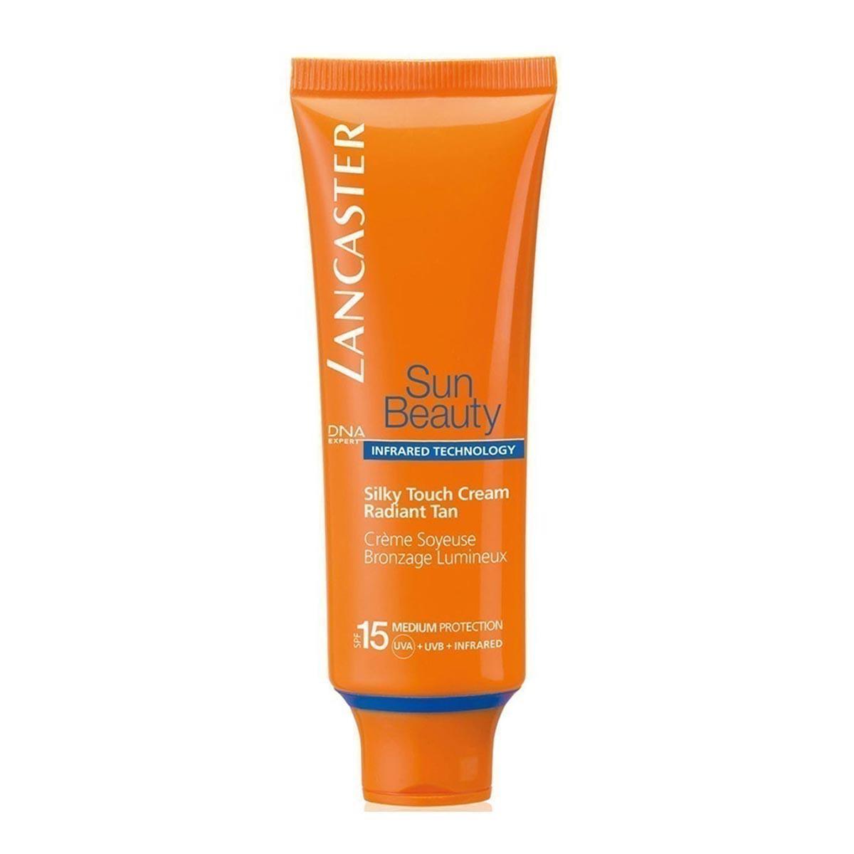 Lancaster-fragrances Sun Cream Sun Care Sun Beauty 50ml Spf15