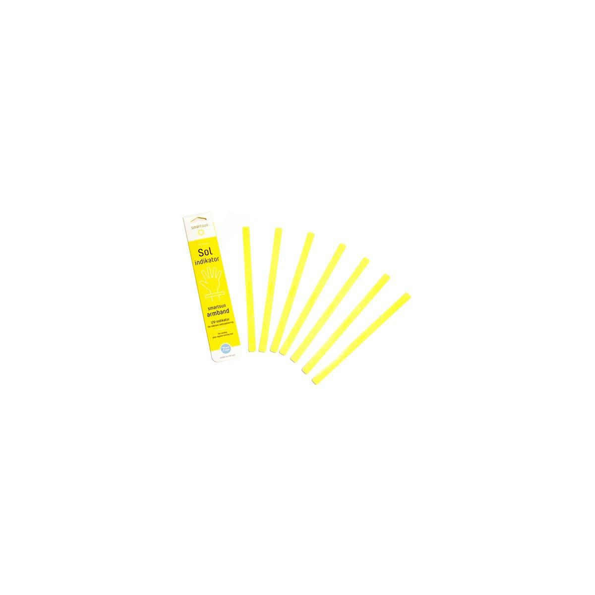 Cuidado de la piel Consumo Smartsun Pulsera Indicador Solar 5u