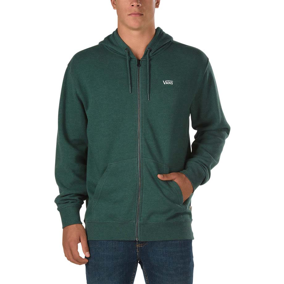 vans green sweatshirt