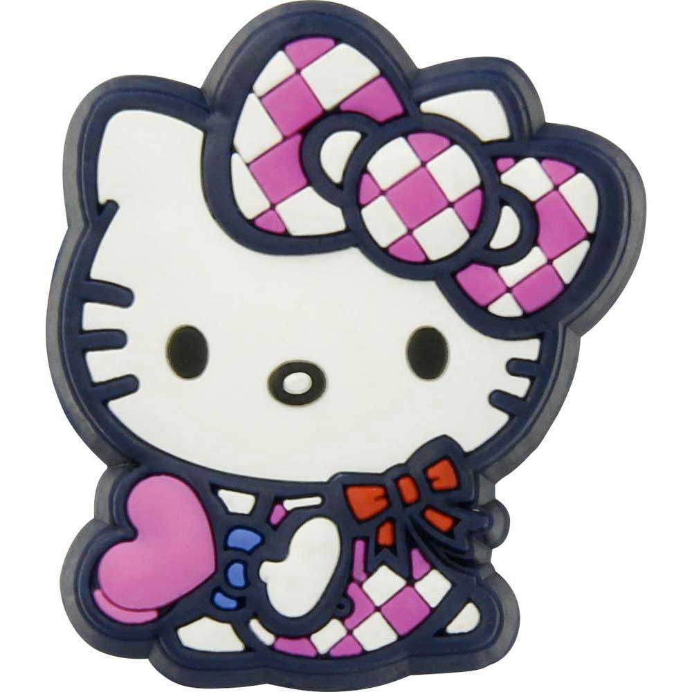Jibbitz Hello Kitty Candy Candy Pink