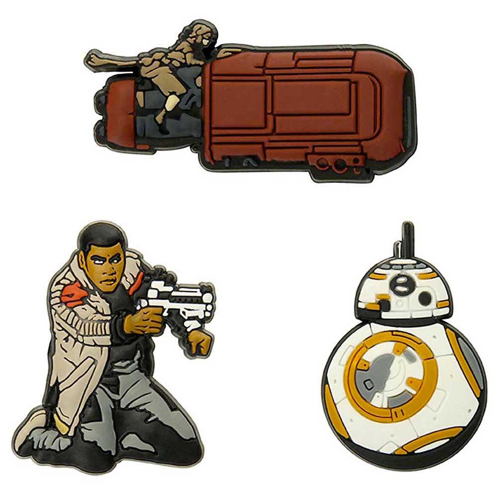 Accesorios Jibbitz Star Wars Hero 3 Units