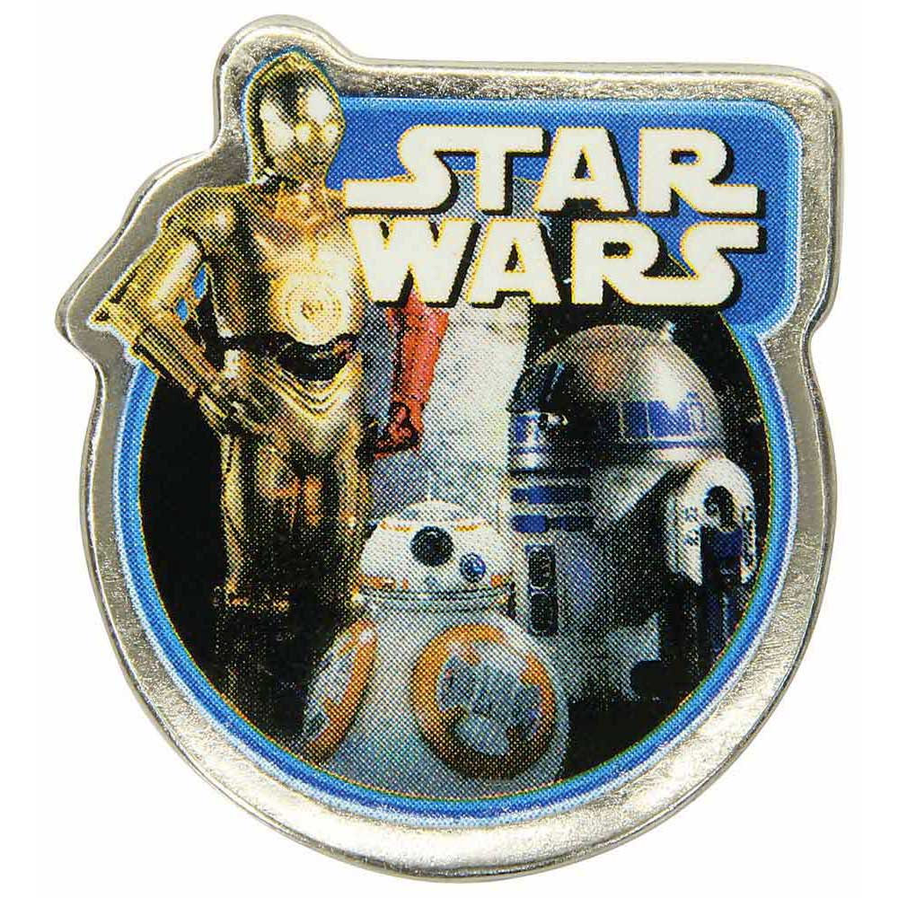 Jibbitz Stw Light Side F15 Badge Carded