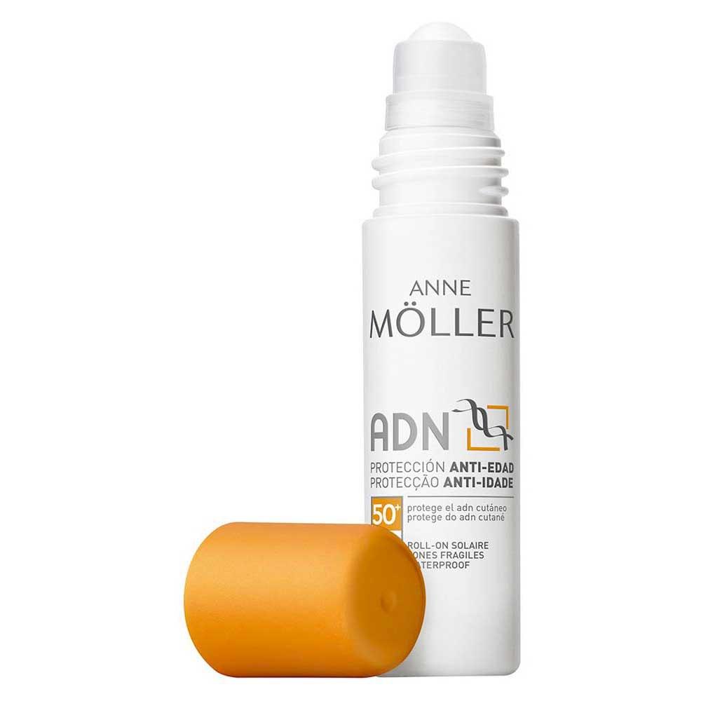Cosm?tica facial Anne-moller Adn Zones Fragil Roll On Spf50 15 Ml