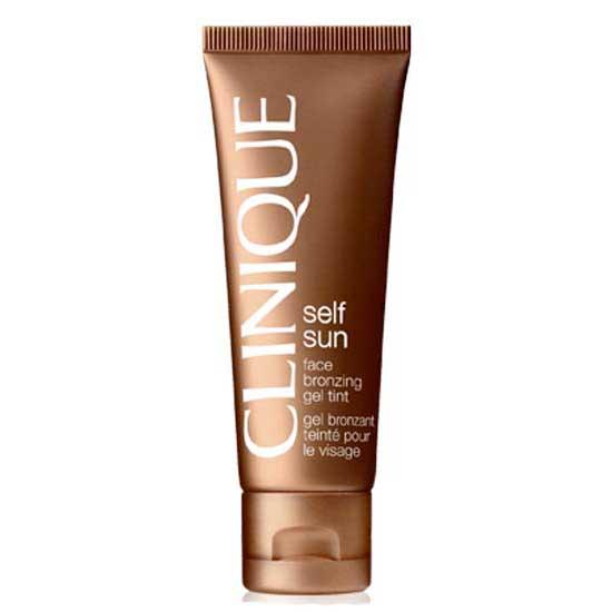 Cuidado de la piel Clinique Self Sun Face Bronzing Gel Tint 50 Ml
