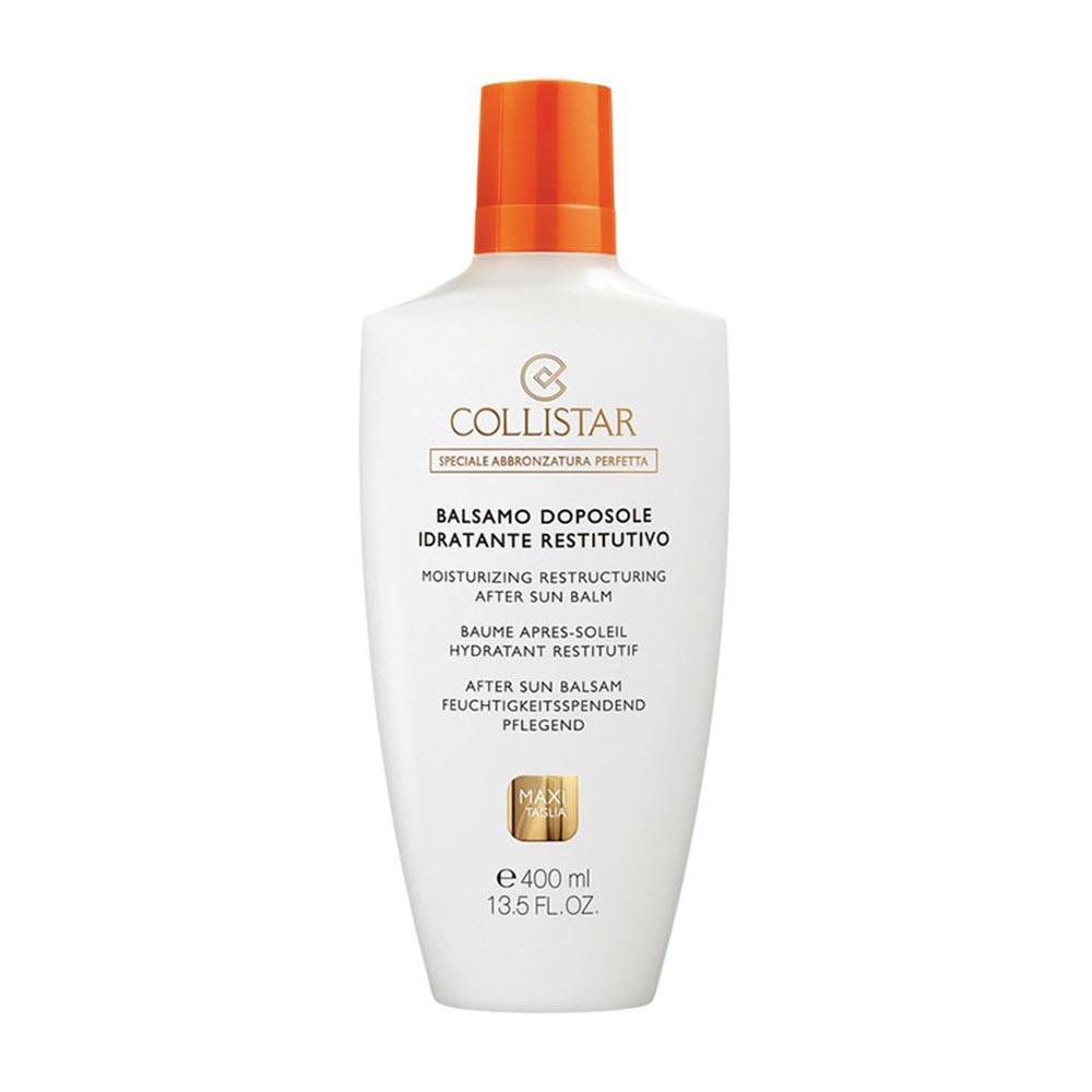 Consumo Collistar Special Perfect Tan Moisturizing Restructuring After Sun Balm 400ml