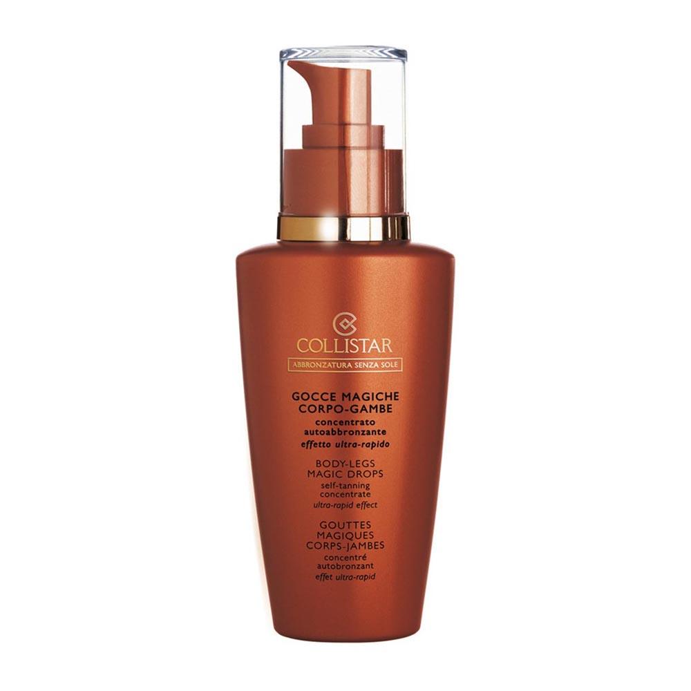 Consumo Collistar Self Tanning Concentrate Body Legs Magic Drops 125ml