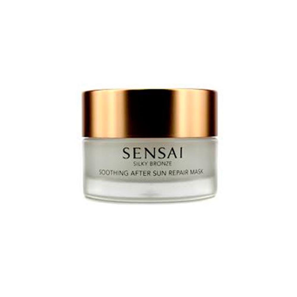 Kanebo-fragrances Sensai Silky Bronze After Sun Repair Mask 60ml