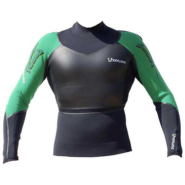 Underwave Zipzero Long Top